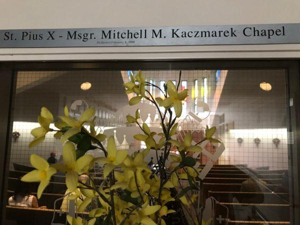 campus kaczmarek chapel