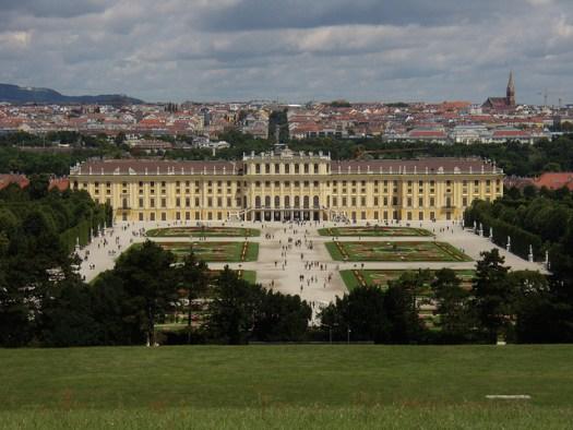 Schönbrunn UNESCO