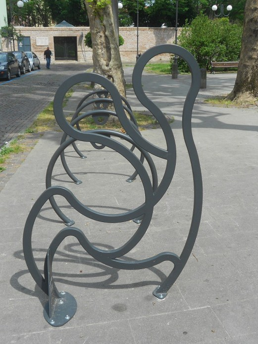 Alessandro Lombardo, cicli d'arte, Rotonda, Rovigo