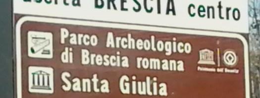parco archeologico di Brescia romana, UNESCO