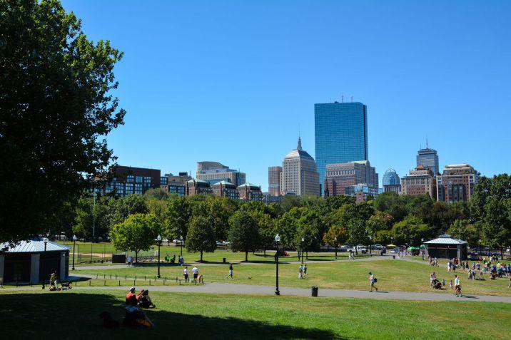 putopis USA Boston