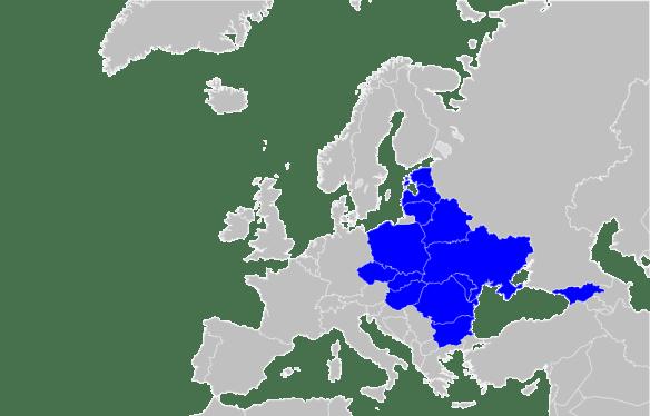 Intermarium map_Bjoern Mueller