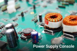 Power Supply Console - Pivot International