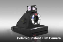 Polaroid Impossible I-1 Instant Camera