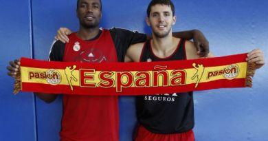 Fuente: deportes.elpais.com De momento es imposible verlos a los dos a la vez con la selección española..¿a quien llevaríais vosotros?
