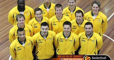 La selección Australiana