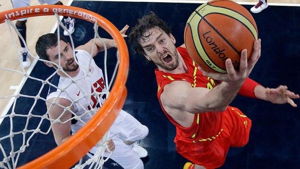 Fuente: www.rtve.es Gasol, un crack de la NBA