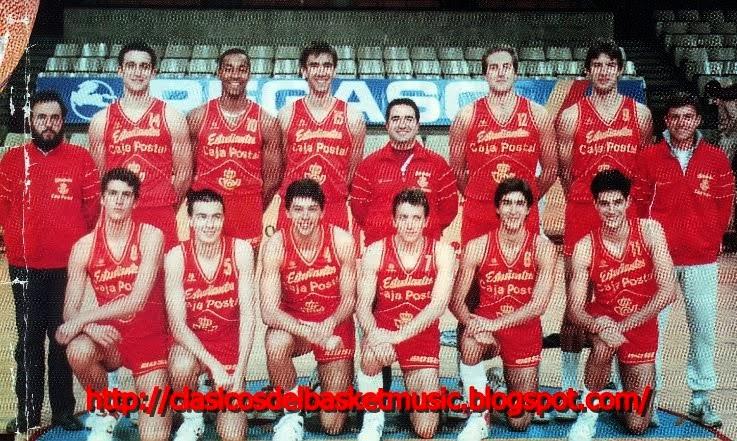 Fuente: http://clasicosdelbasketmusic.blogspot.com.es/ Nuestro entrevistado de hoy en su epoca en el Estudiantes...luciendo el numero 9