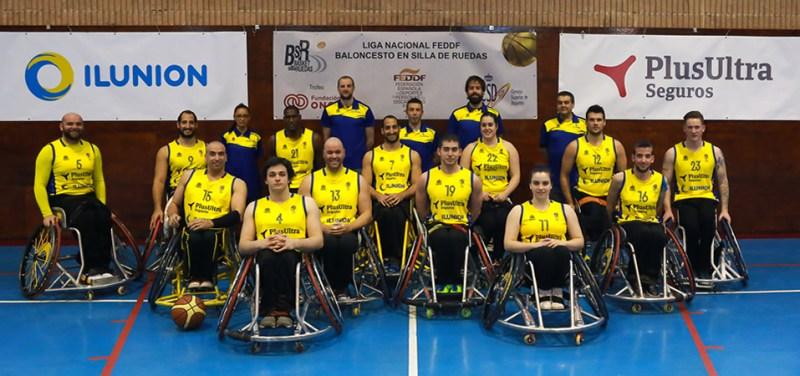 fuente: http://www.cdilunion.com/  UN EQUIPO PARA DOMINARLOS A TODOS...EL CD ILUNION