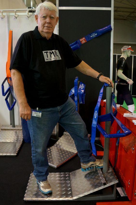 Hans Ruf, el inventor del Tirante Musculador Ruf