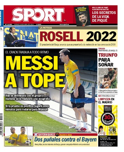El Tirante Musculador Ruf lo usan los mejores del mundo, aquí tenemos a Messi en plena sesion
