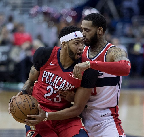 """""""Anthony Davis"""" by Keith Allison (CC BY-SA 2.0)"""