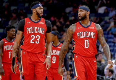 El mejor juego interior se lo llevan los Pelicans
