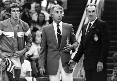 El vintage de Flagrant Foul: Sandro Gamba l'allenatore d'Italia