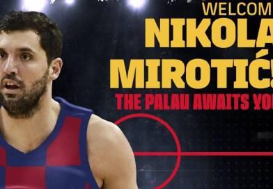 Nikola Mirotic, la bomba de este verano baloncestístico.