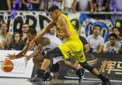 Tyson Pérez un gancho de derechas para el Morabanc Andorra
