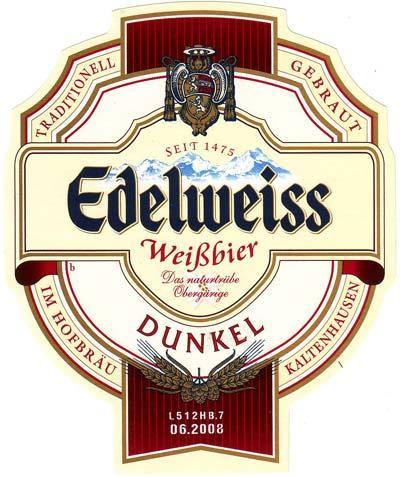Edelweiss Dunkel
