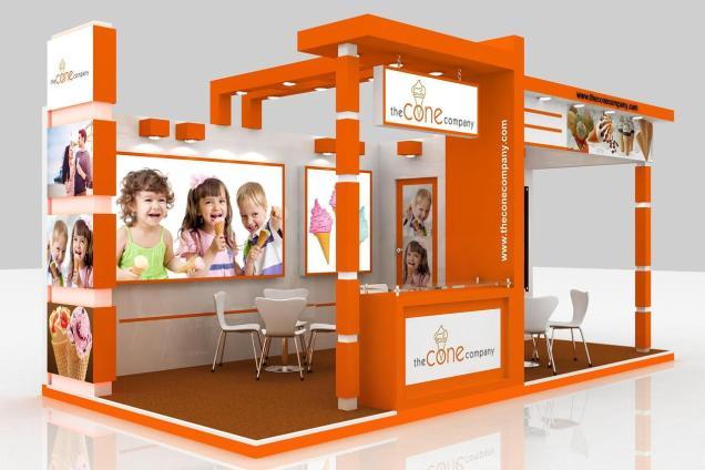Best Booth Designer AAHAR New Delhi