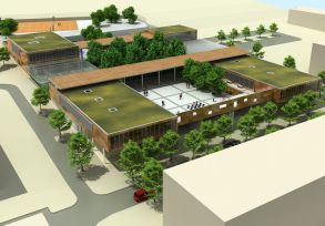 PROJET GROUPE SCOLAIRE