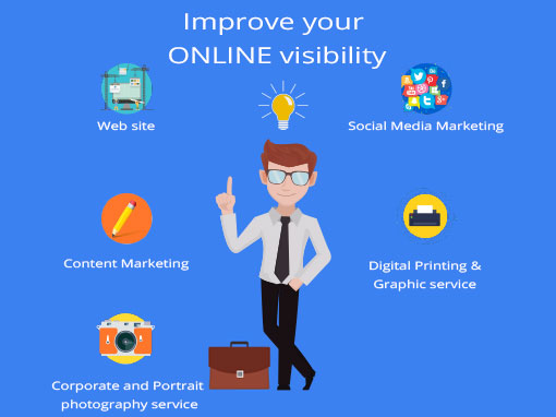 Improve your Online visibility