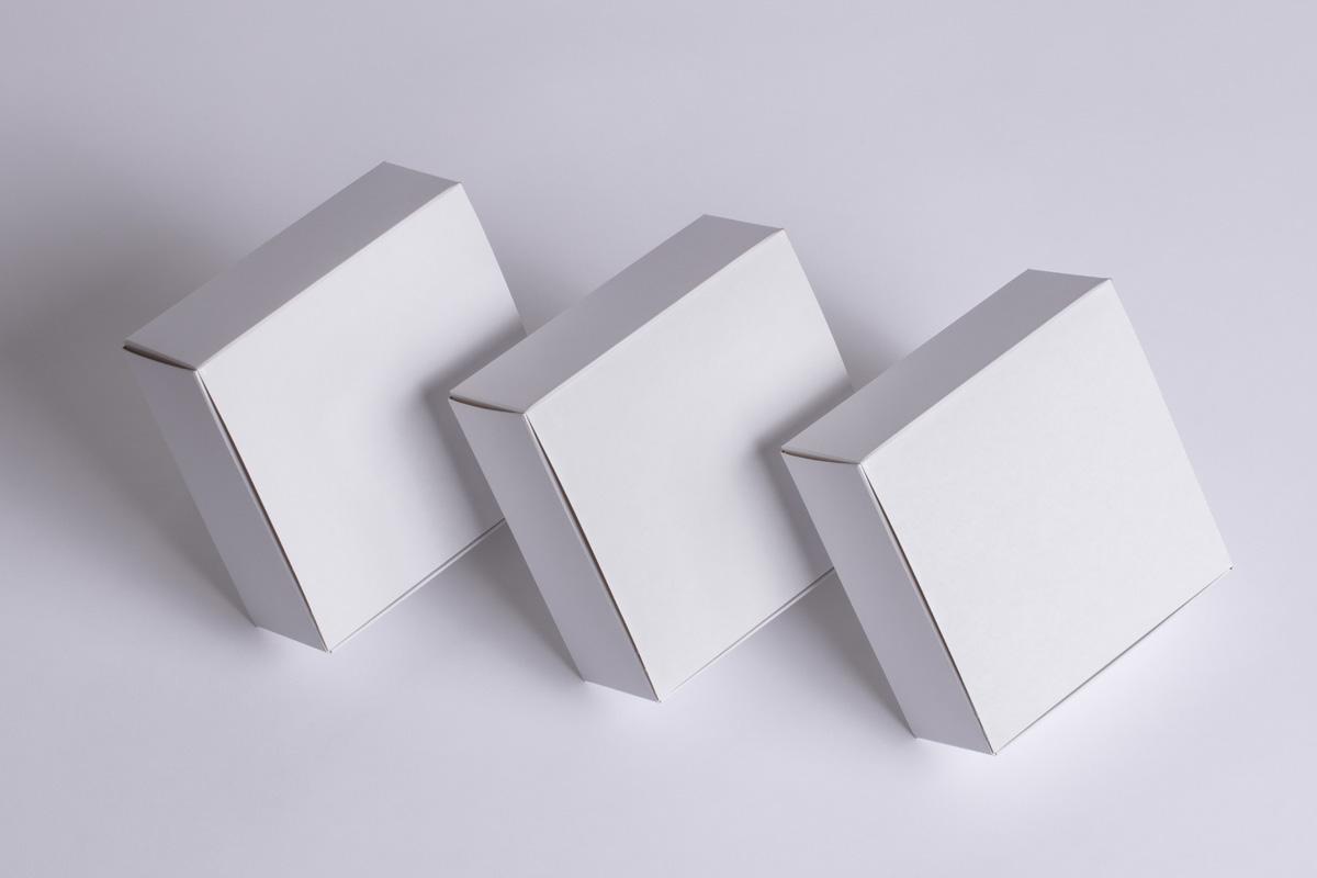 Example of standard white sample