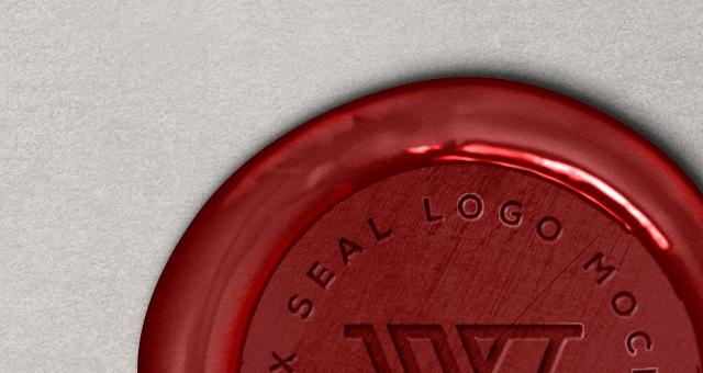 16+ wonderful wax seal logo mockup psd templates: Wax Seal Logo Mock Up Template Vol2 Psd Mock Up Templates Pixeden