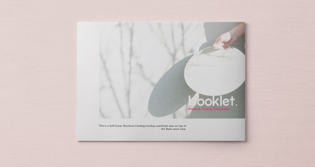 You can easily edit through smart objects, shadows, colors and effects via photoshop layers. A4 Landscape Psd Brochure Mockup Psd Mock Up Templates Pixeden