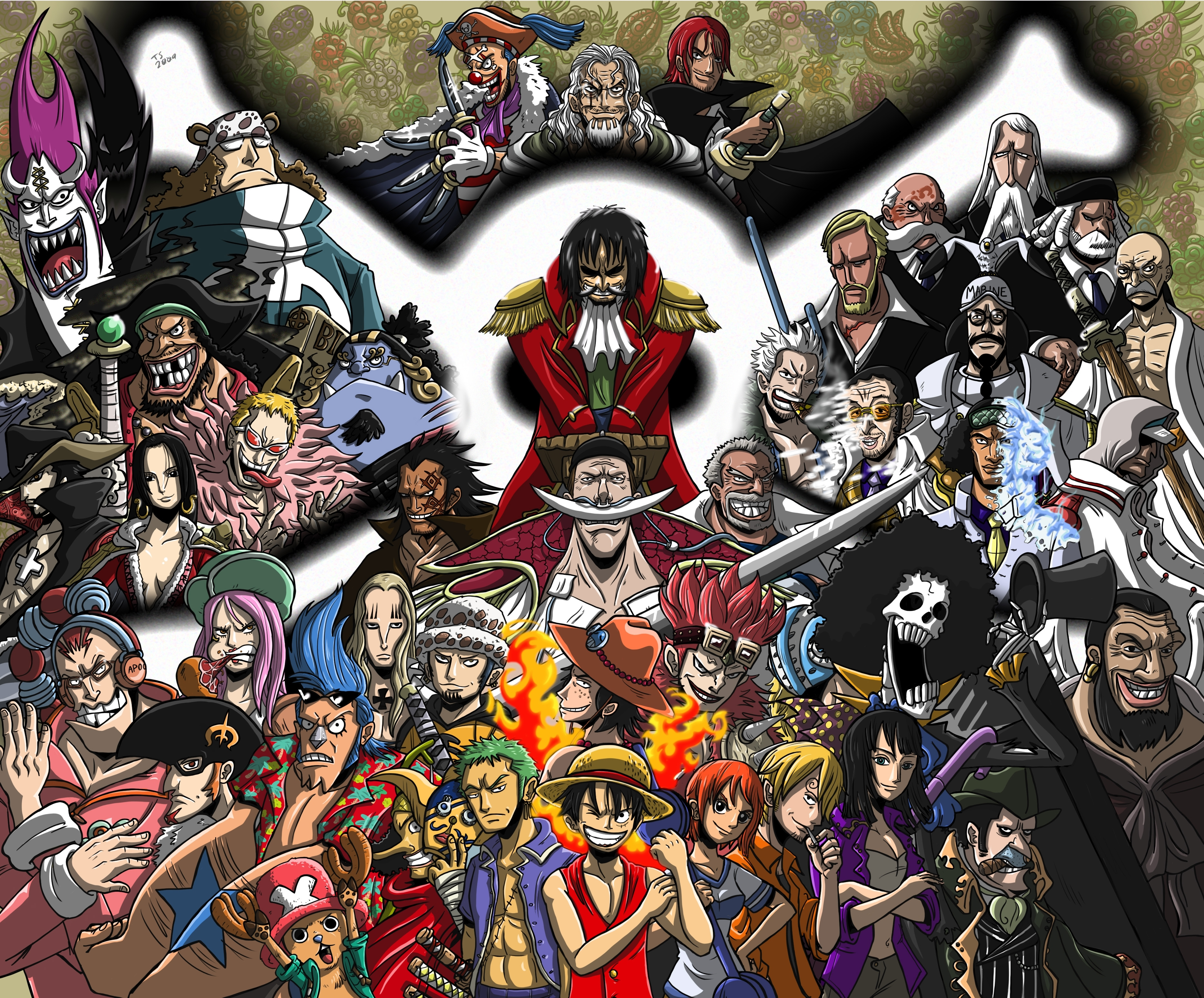 Ultra hd anime wallpapers album on imgur 10 New One Piece Wallpaper Hd 1080P FULL HD 1920×1080 For ...
