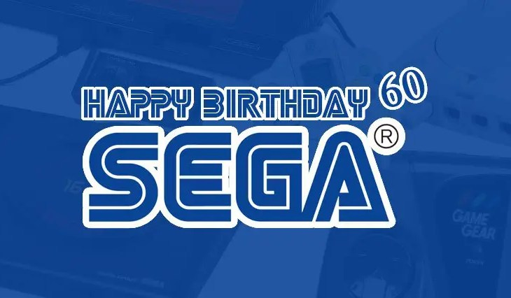 SEGA 60th birthday