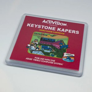 Keystone Kapers Coaster