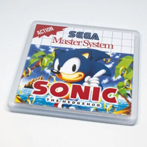 Sonic the hedgehog coaster