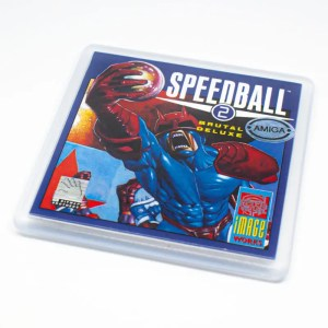 Speedball 2 coaster