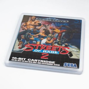 Streets of rage 2 coaster