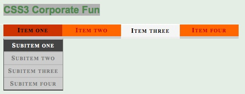 21cm in CSS3 Exciting Functions and Features: 30+ Useful Tutorials