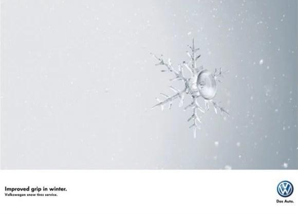 Volkswagen Snow Tires: Crystal