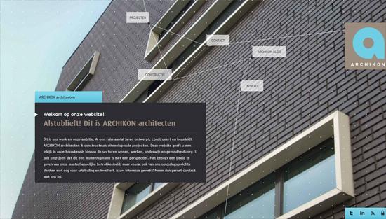 Photo background example: Archikon