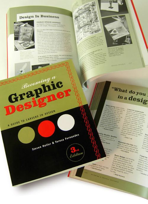 Becoming a graphic designer 15 Books Every Graphic Designer Should Read