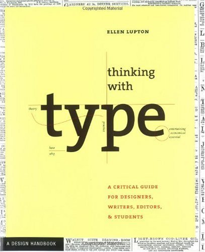 Thinking with type 15 Books Every Graphic Designer Should Read