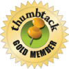 Thumbtack Gold