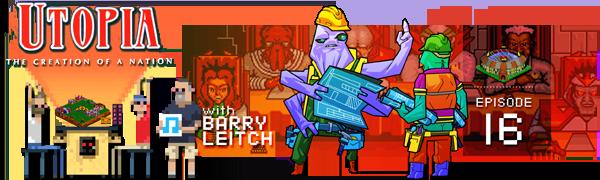 pixelated audio episode 16 utopia barry leitch