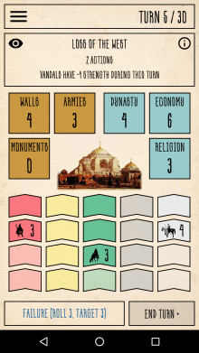 Constantinople Game