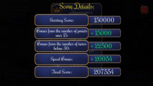 Splendor Score Details