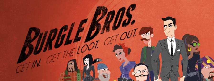 Burgle Bros header