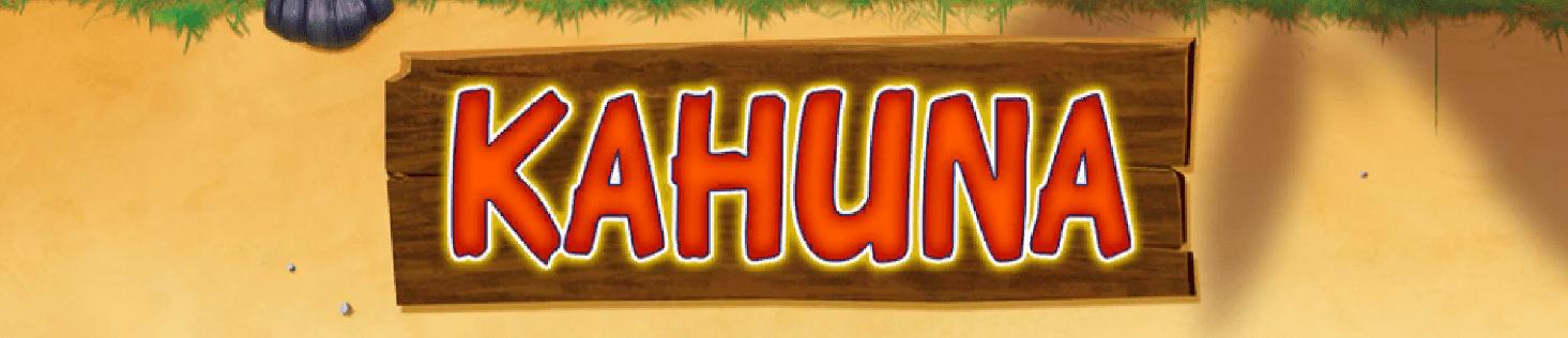 kahuna - banner