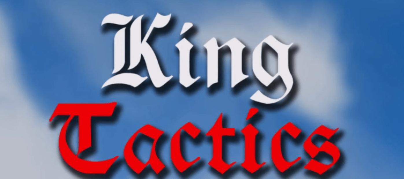 king tactics - banner