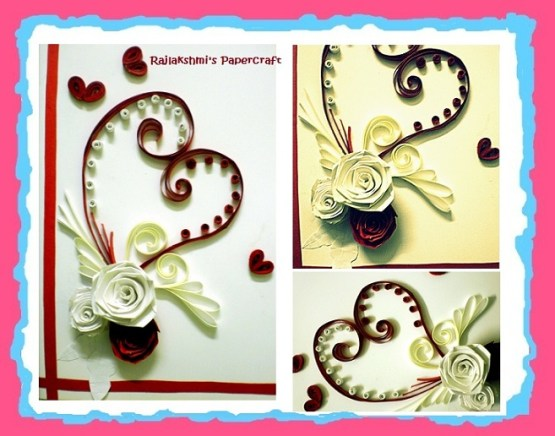 paper quilling valentine's day gift ideas