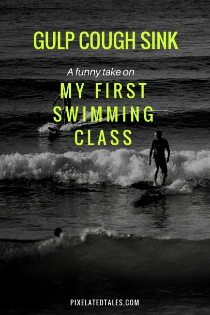 First Swimming Class