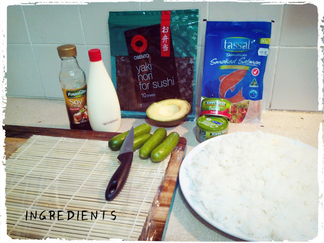 How to make Sushi at home?