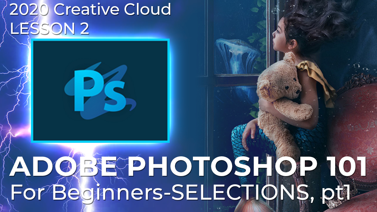 How to use Selections in Photoshop