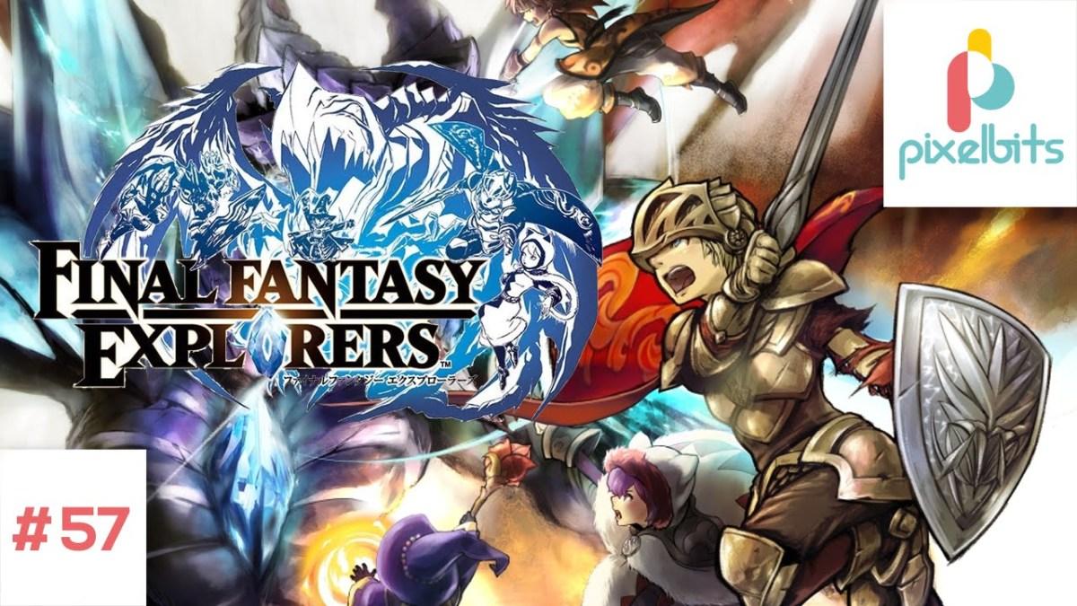 Reseña Final Fantasy Explorers